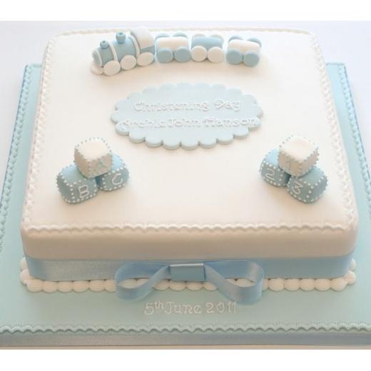 Baptism cake …