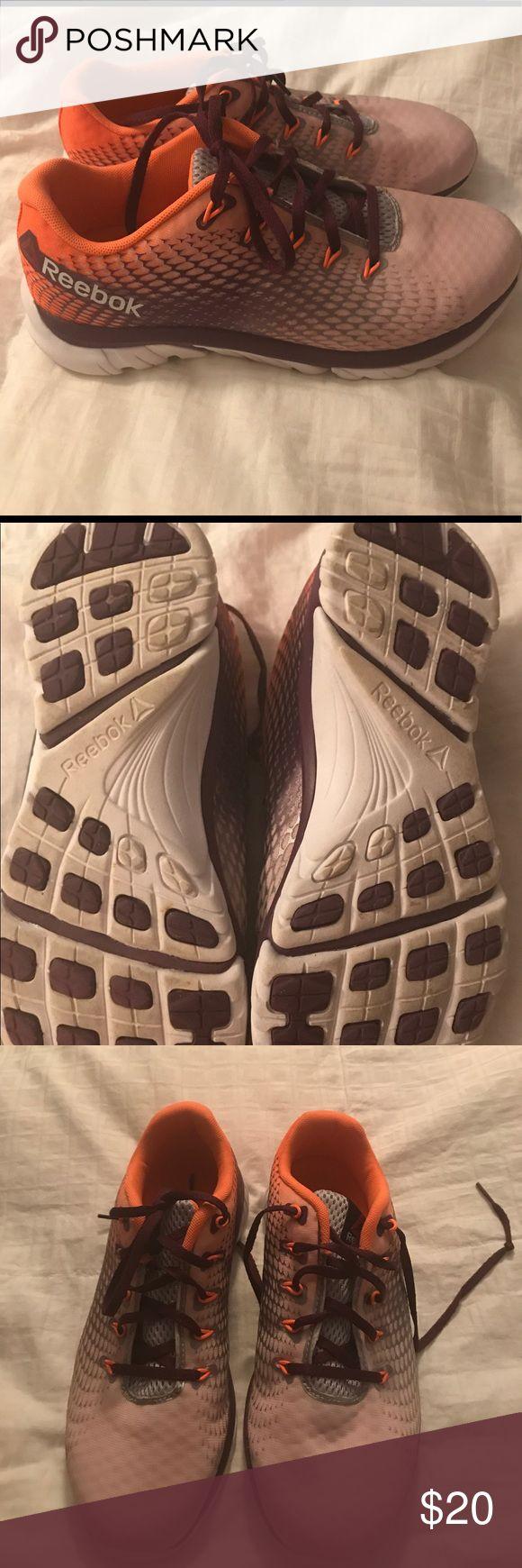 Women's Reebok crossfit shoes. Size 7 Women's Reebok crossfit shoes. Size 7. EUC. Only worn a few times. Reebok Shoes Sneakers