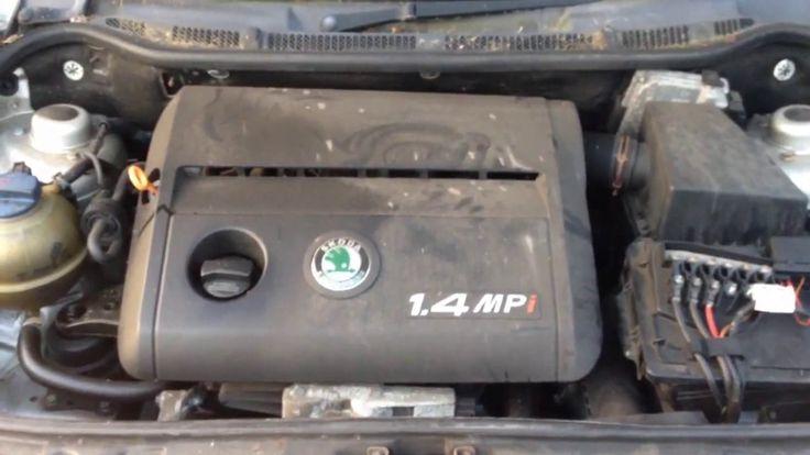 Двигатель Skoda Fabia AQW