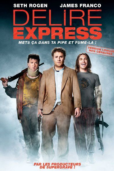 Délire Express (2008) Regarder Délire Express (2008) en ligne VF et VOSTFR. Synopsis: Dale Denton et Saul Silver n'ont vraiment rien en commun, sauf le Délire Express, ...