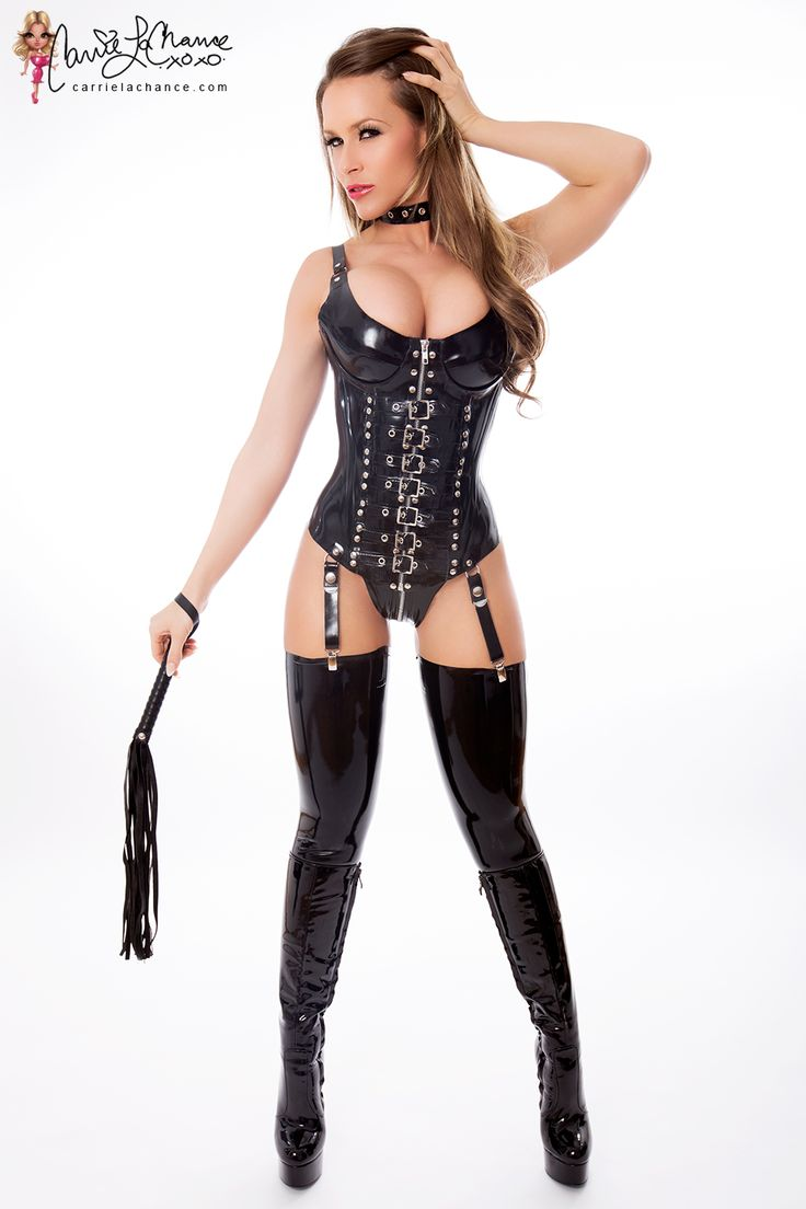 Dress fetish gallery leather vid!~
