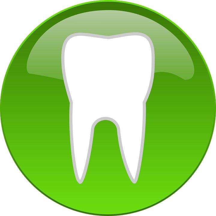 Przycisk, Logo, Zęby, Dentystyczne, Ząb, Dentysta