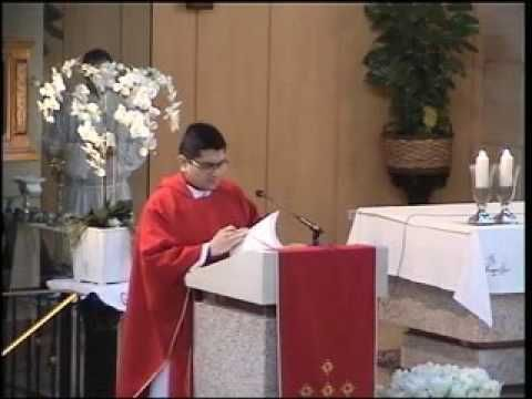 El Rincon de mi Espiritu: Santa Misa diaria . Jueves 23 Feb /17 .San POLICAR...