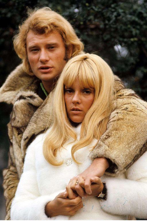 Johnny Hallyday et Sylvie Vartan : 14 photos intimes que vous n'avez…
