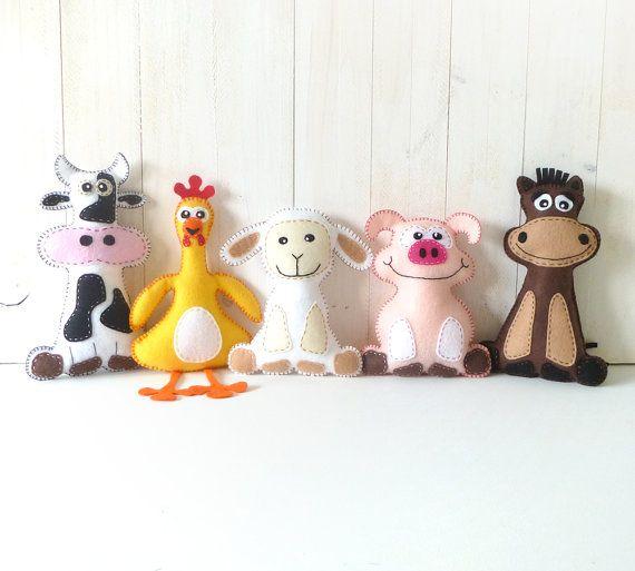 50% Off: Lamb Stuffed Animal Sewing Pattern by LittleSoftieShoppe