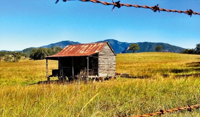 Scenic Rim Country Side