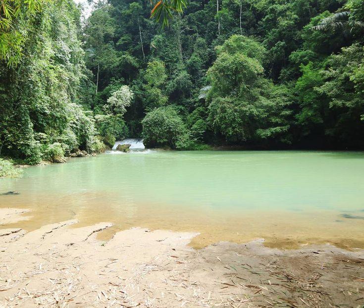 Danau Kassi Kebo Cantiknya Danau Biru di Sulawesi Selatan - Sulawesi Selatan