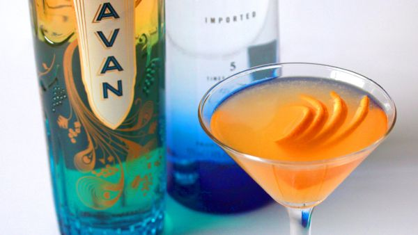 """PAVAN LIQUEUR: """"An intriguing floral, fruity and naturally sweet liqueur, Pavan is best in a refreshing fruit-based summer cocktail. It mixes exceptionally well with sparkling and still wine, as well as clear spirits such as gin and vodka."""""""