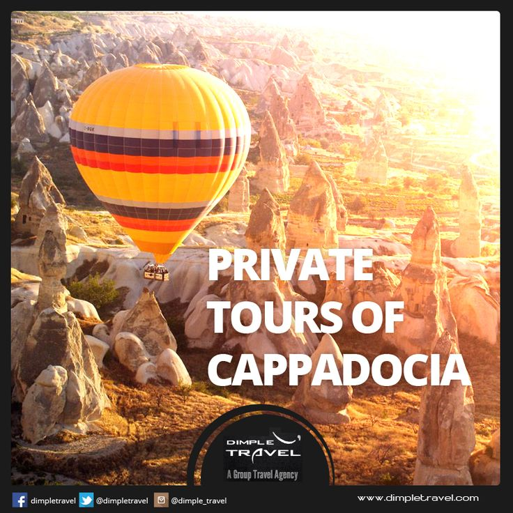 Private tours of Cappadocia...  http://www.dimpletravel.com/tours/turkey/cappadocia-tours/    #DimpleTravel #Cappadocia #Tours #Turkey #Holiday