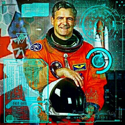 Today, but in 1984, Marc Garneau was named the 1st Canadian to go into space. #Astronaut #BoldlyGo #GoCanada #MemberOfParliament