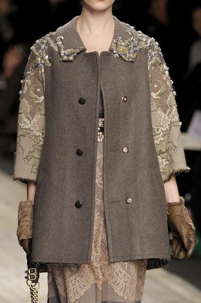 Antonio Marras at Milan Fashion Week Fall 2010 - Details Runway Photos