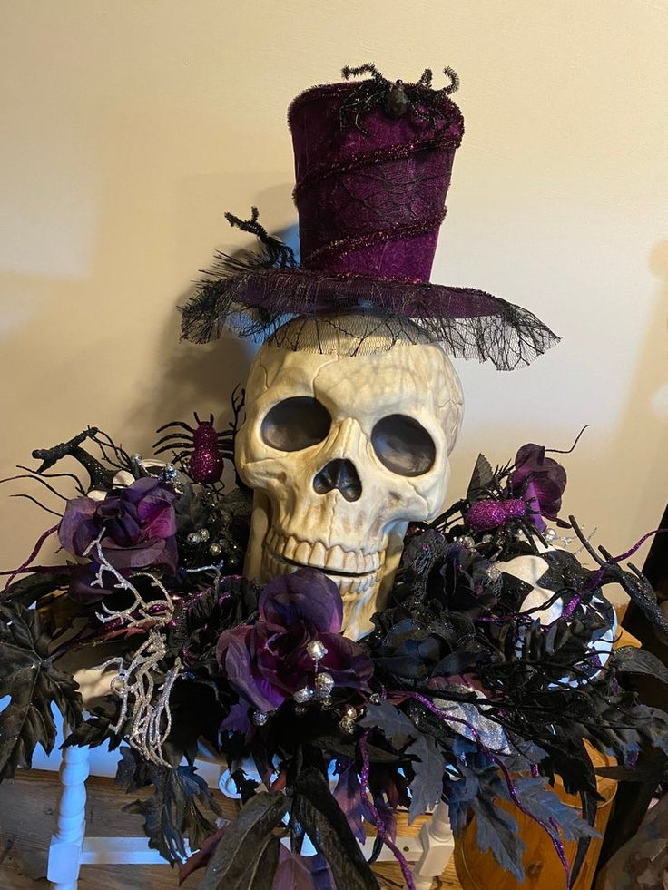 Dedicated to growtopia, a multiplayer sandbox platformer developed by robinson …. Skull centerpiece , Halloween decor in 2021   Halloween decorations, Halloween, Centerpieces
