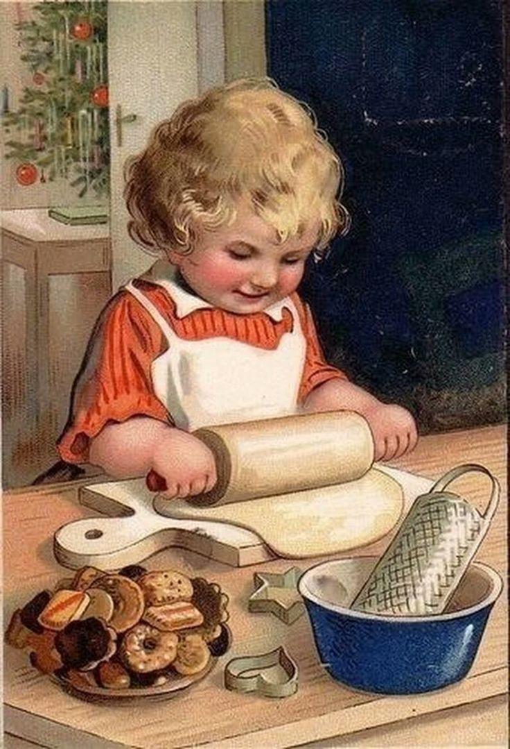 Открытки люблю готовить, хочу мужа
