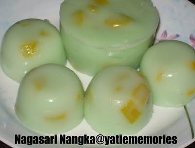 Nagasari Jagung/Nangka