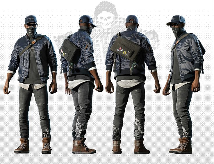 Watch Dogs 2 – Grab the DedSec Fankit and Marcus Holloway Cosplay Guide - UbiBlog - Ubisoft®