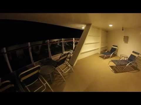 "Royal Caribbean Oasis of the Seas ""SECRET SPOT"" - Deck 11...same deck as our rooms."