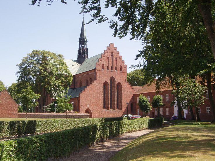 Løgumkloster Kirke #løgumkloster #kirke #kirchen #church #denmark #danmark #dänemark