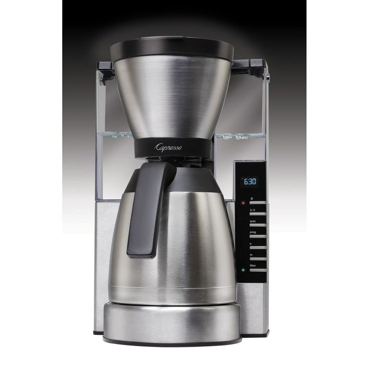 1000+ ideas about Capresso Coffee Maker on Pinterest Espresso Machine, Fresh Coffee and ...