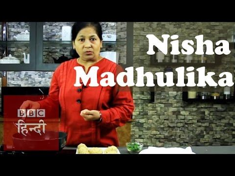 Nisha Madhulika profile from BBC Hindi on YouTube