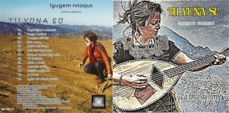 MUSIQUE : «Igugem nnaqus» le deuxième album de la nouvelle étoile Kabyle Tilyuna Su – K-DIRECT – KDIRECT.INFO