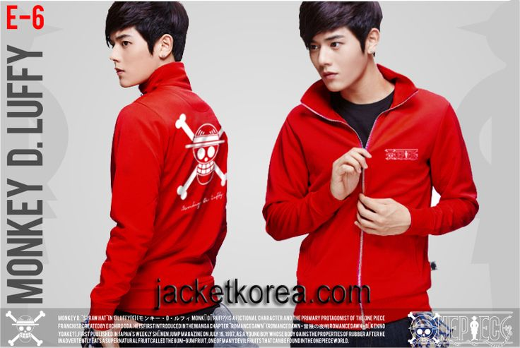 jacketkorea.comJaket-Anime-One-Piece---Monkey-D