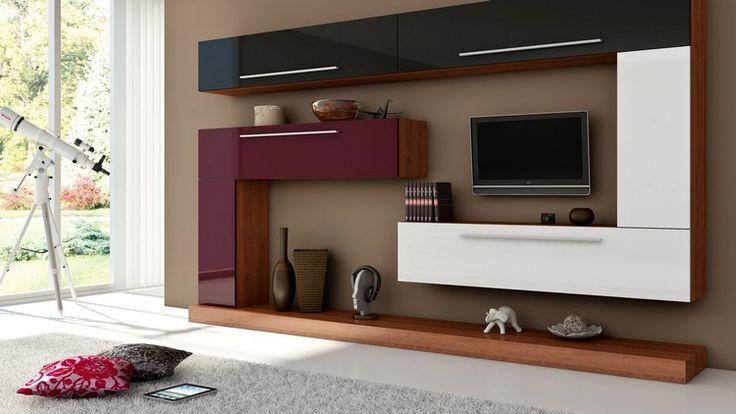 16 best Décoration intérieure images on Pinterest Home ideas, Home - moderne wandgestaltung fur wohnzimmer