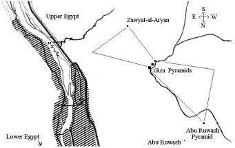 Image Result For Google Maps Egypt Pyramids
