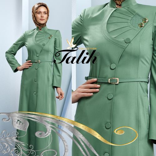 Günlük temponuza uyum sağlayacak tüm pardesü modelleri Talih Giyim'de.