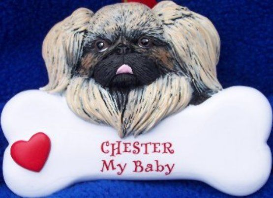Did Someone Say Pekingese Our Ornament Is So Life Like You Will