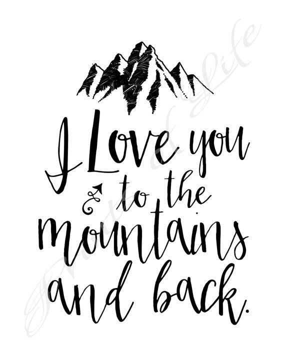 To the mountains and back!!!