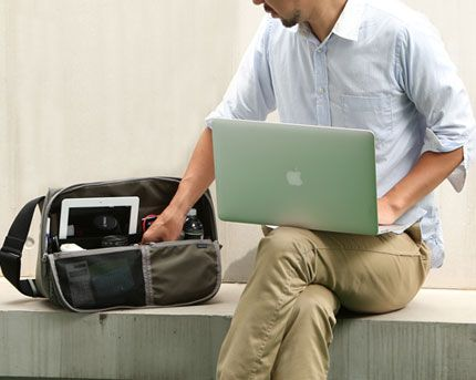 収納を選ぶなら!多機能なパソコン用バッグのアイデア