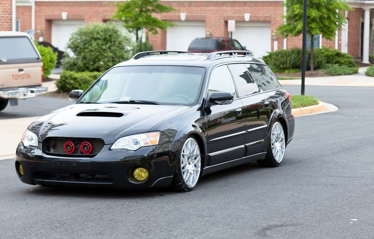 Image detail for -Swagbaru #132 – Wagon Wednesday Vol. 21 Joe's Slammed Outback XT ...
