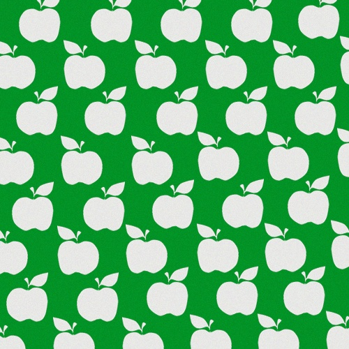 Stof - Nicky Velours - Groene Appels - veel leuke stoffen, knopen etc, ook mooie tricot