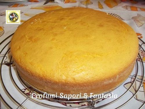 Torta biondina base per torte da farcire  Blog Profumi Sapori & Fantasia