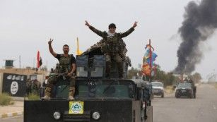 Looting reported in Iraqi city of Tikrit after ISIS forces driven out - CNN #Tikrit, #ISIS, #Iraq