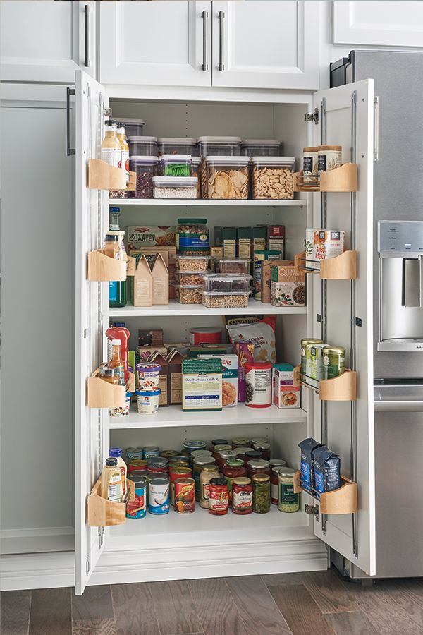 Pantry Goals Kitchen Pantry Design Masterbrand Cabinets Pantry Design