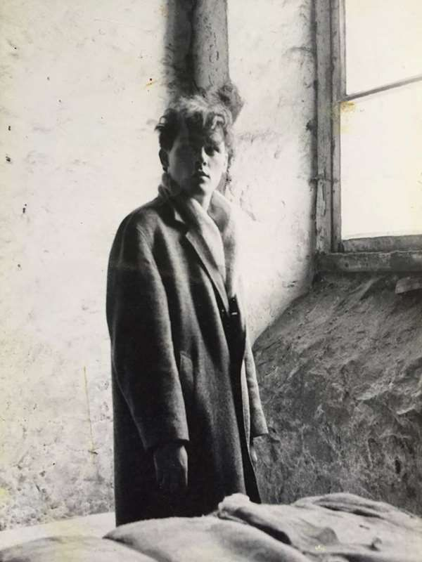 Billy MacKenzie: Old Jute Factory, Dundee Photograph by Derek Reid