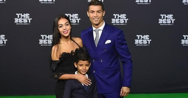 Cristiano Ronaldo, Proud Father As He Welcomes Twins From A Surrogate Mother