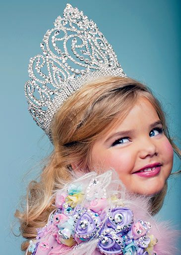 Toddlers & Tiaras - It's tacky and horrible and lord help me, I watch it!