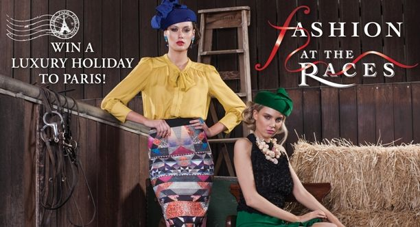It's not just Fleminton where all the fashion can be found! Come to Mount Gambier Racetrack for a fun day out - and dress for the occasion