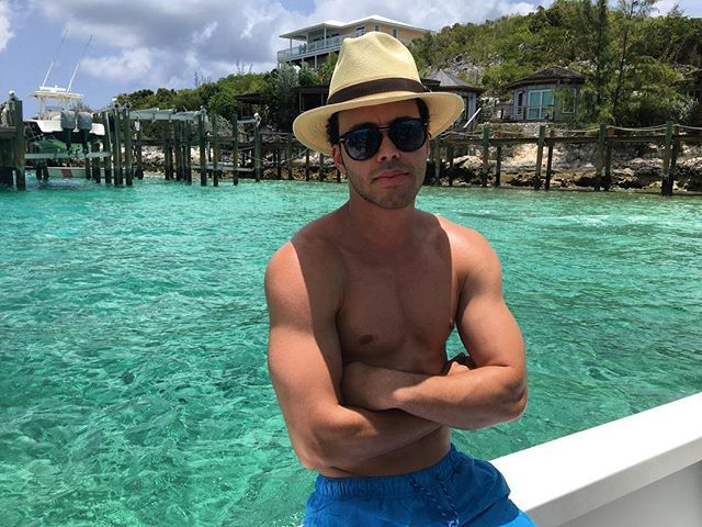 Pin for Later: Get Ready to Book a Trip to the Caribbean Because Prince Royce Is Vacationing There —and He's Shirtless