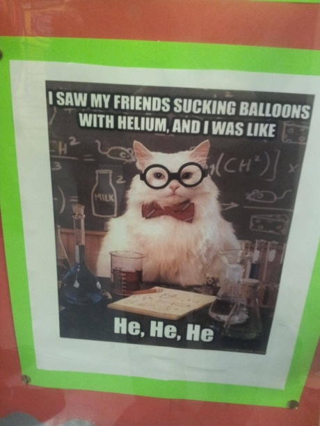 nerd jokes :) I'm not a chemist but this is hilarious