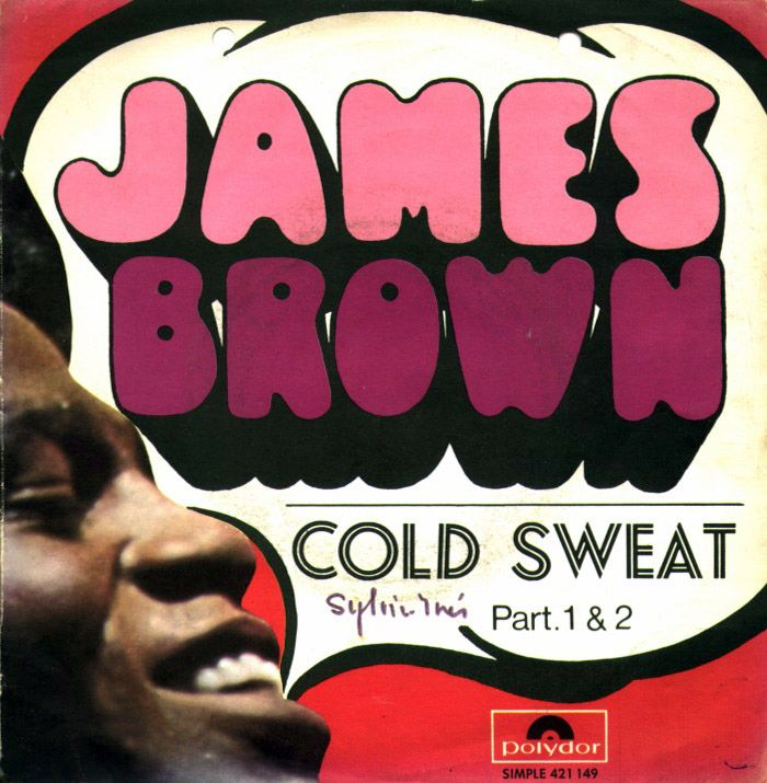 James Brown - Cold Sweat | Music | Album Covers ...