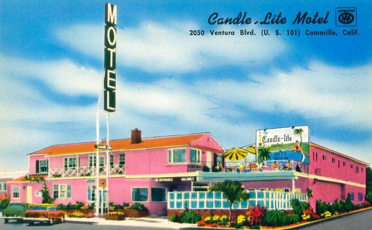 Rooms: Pin By Larissa Lemke On Mid Century Modern Motels
