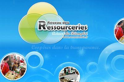 Les Ressourceries : ce bon plan Shopping, Hifi électroménager et mobilier pas chers a lieu à L'Interloque.