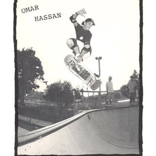@blockhead_skateboards reissued former Tracker riders Omar Hassan and Sam Cunningham's pro models. They're limited editions and they're going fast so click on over to blockheadskateboards.com Omar Hassan, Blockhead Ramp 1989