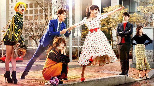 One More Happy Ending (2016) Korean Drama - Romantic Comedy | Jung Kyung Ho & Kwon Yool