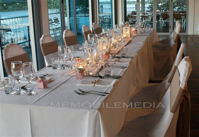 River Deck Restaurant Sunshine Coast wedding venue