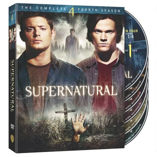Supernatural&Trade;: The Complete Fourth Season (Dvd) from Warner Bros.: Resurrection. After enduring unspeakable… #Movies #Films #DVD Video