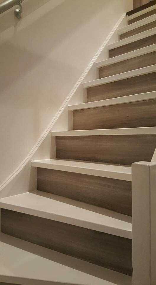25 beste idee n over decoreren trap op pinterest trap muren trap muur decor en trap decor for Home decoration meester